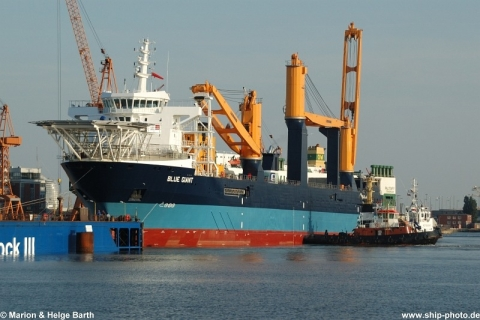 Blue Giant - 31.07.2008, Bremerhaven