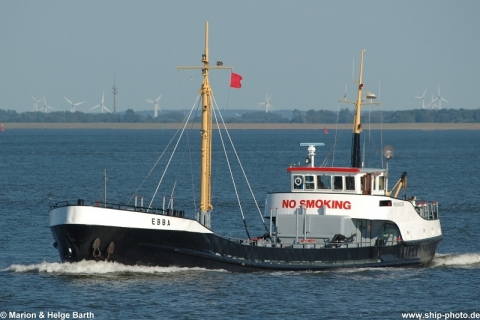 Ebba - 16.07.2006, Cuxhaven